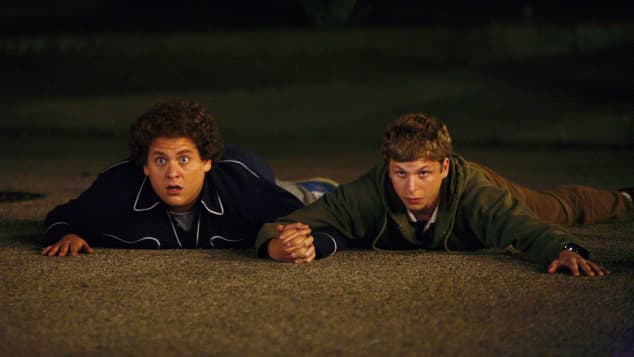 "Jonah Hill und Michael Cera in ""Superbad"""