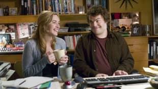 """Kate Winslet und Jack Black in """"Liebe braucht keine Ferien"""""""