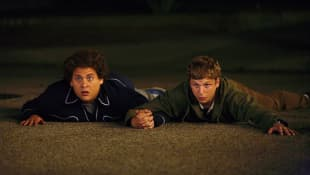 "Jonah Hill und Michael Cera in ""Superbad"""