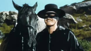 """Zorro"": Guy Williams"