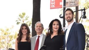 Jessica Altman, Robert A. Altman, Lynda Carter und James Altman