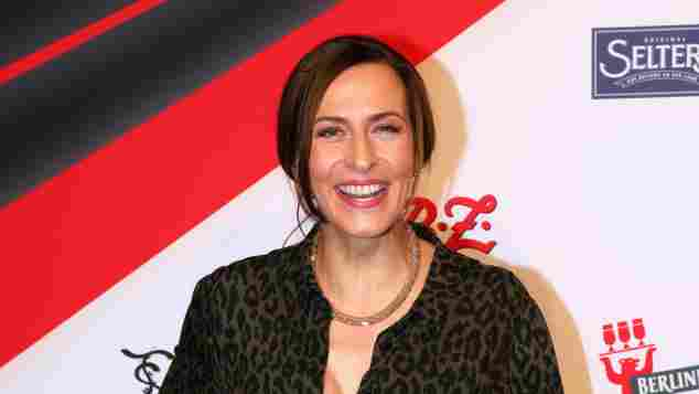 Ulrike Frank beim 29. B.Z.-Kulturpreis am 28. Januar 2020
