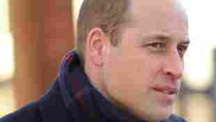 Prinz William sagt BAFTAs ab