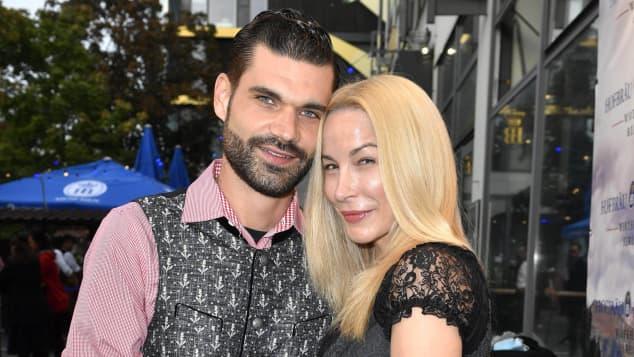 Mike Cees und Michelle Monballijn