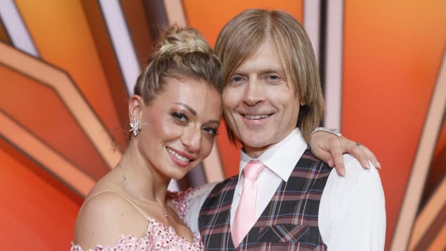 John Kelly Regina Luca Let's Dance
