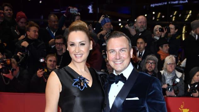 Katharina Wolschner und Tim Raue