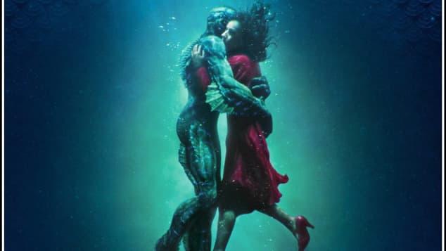 """Shape of Water""-Filmplakat"