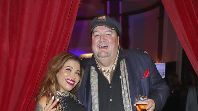 Patricia Blanco und Andreas Ellermann