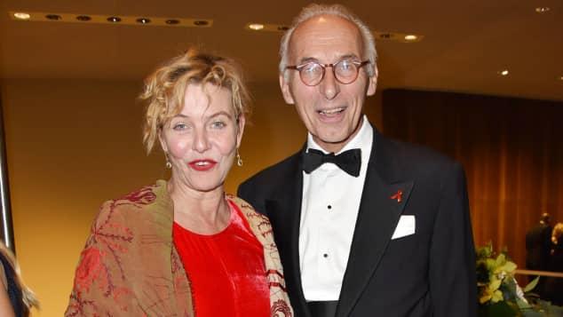 Margarita Broich und Dirk Schmalenbach