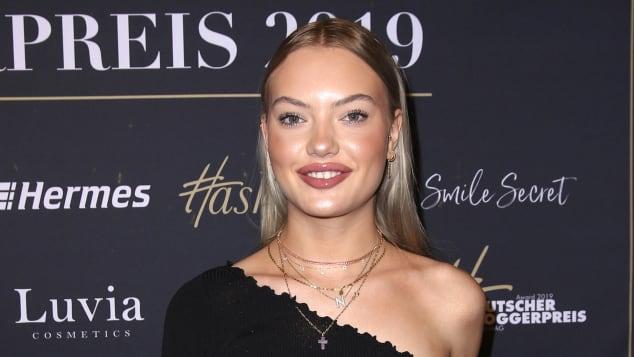 Cheyenne Ochsenknecht bei einer Verleihung im Jahr 2019