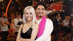 """""""Let's Dance"""" 2019 Erich Klann ohne Oana Nechiti"""
