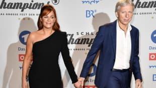 Andrea Berg und Ehemann