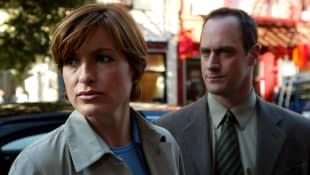 """""""Law & Order: SVU"""": """"Benson"""" und """"Stabler"""""""