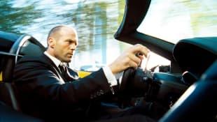 """The Transporter"": Jason Statham"