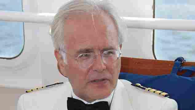 """Harald Schmidt im Interview 30 Jahre """"Das Traumschiff"""""""