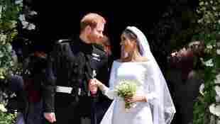 Herzogin Meghan Prinz Harry Hochzeit Windsor Castle
