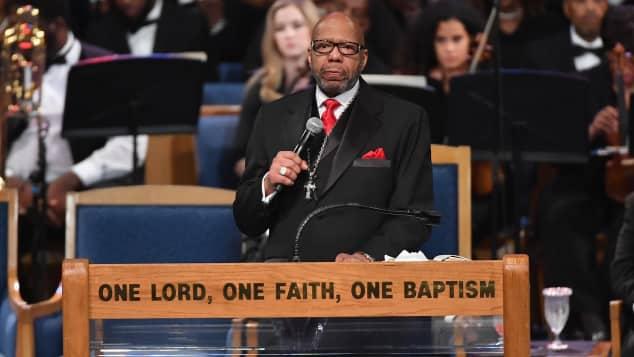 Aretha Franklins Familie kritisiert Pastor für anstößige Lobrede