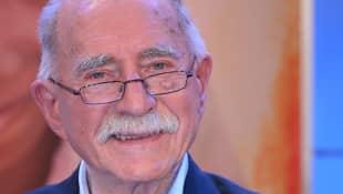Sportreporter Werner Hansch