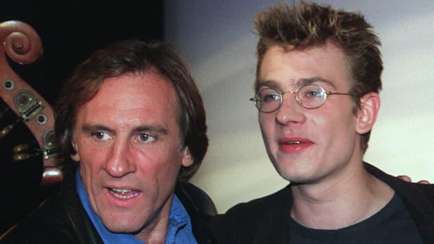 Gerard Depardieu und sein Sohn Guillaume Depardieu
