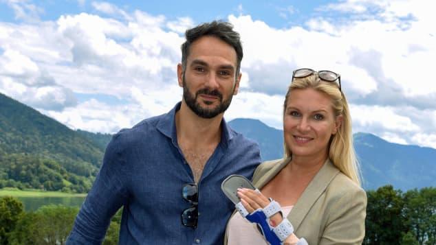 Magdalena Brzeska und Roland Klein