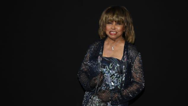 Tina Turner Paris Fashion Week
