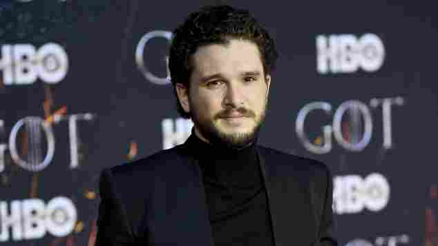 Kit Harington Game of Thrones Jon Snow Marvel Superheld Eternals