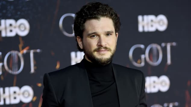 Kit Harington Game of Thrones Jon Snow Marvel Superheld Eternals