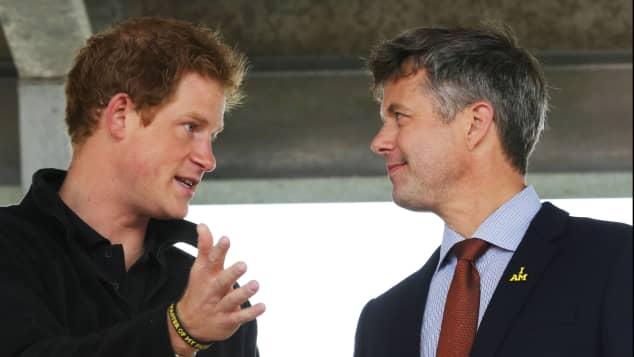 Prinz Harry und Prinz Frederik: Das verbindet die beiden