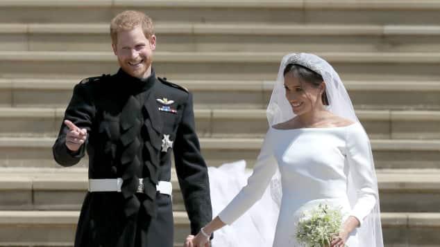 Hochzeit von Harry und Meghan kosten