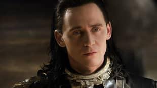 "Tom Hiddleston als ""Loki"""