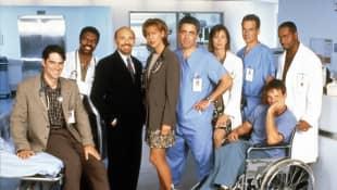 """Der """"Chicago Hope"""" Cast"""