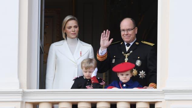 Monegassische Königsfamilie