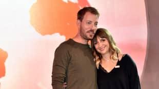 Gerald Heiser und Anna Heiser beim RTL Spendenmarathon 2018