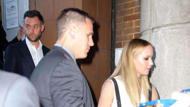 Jennifer Lawrence und Cooke Maroney