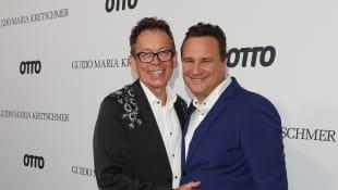 Frank Mutters und Guido Maria Kretschmer