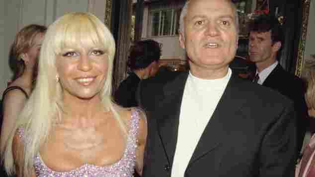 Gianni Versace war der Bruder von Donatella Versace