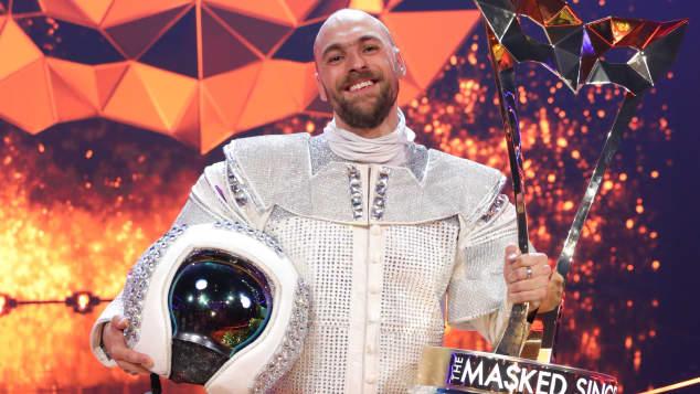 Max Mutzke Masked Singer