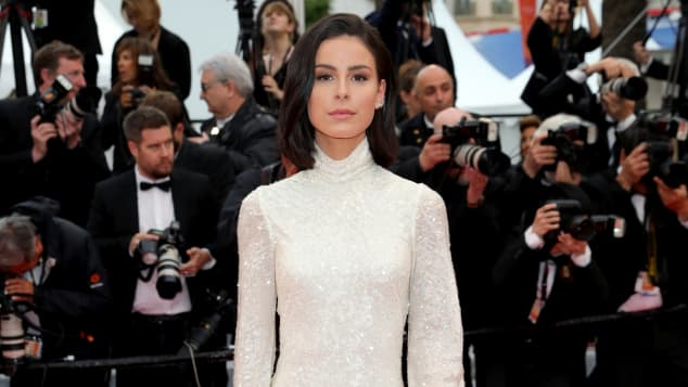 Lena Meyer-Landrut in Cannes 2019