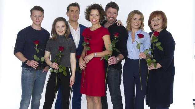 """""""Rote Rosen""""-Schauspieler"""
