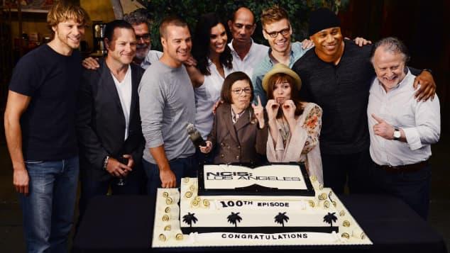 Der NCIS: L.A.-Cast