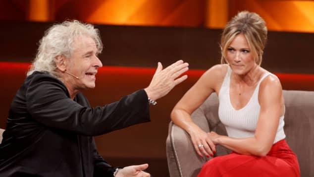 Thomas Gottschalk und Helene Fischer