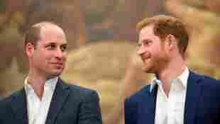 Prinz William und Prinz Harry bei der Eröffnung des Greenhouse Sports Centres am 26. April 2018
