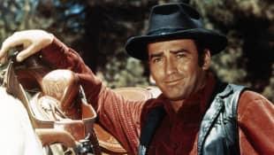 """James Drury """"Die Leute von der Shiloh Ranch"""""""