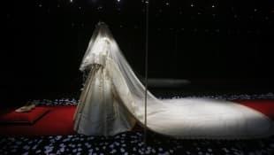 Lady Diana Hochzeitskleid