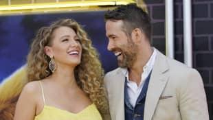 Ryan Reynolds erste Date Blake Lively