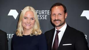 Mette-Marit und Prinz Haakon