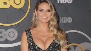 Heidi Klum bei den Emmys 2019