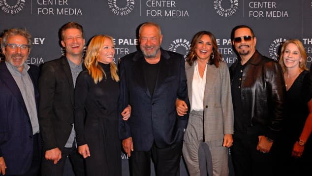 """Law & Order: SVU""-Cast"