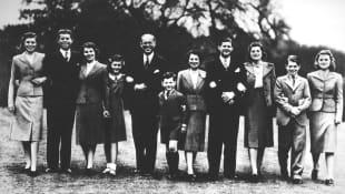 Die Kennedy-Familie