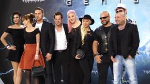 """""""Berlin - Tag und Nacht""""-Cast"""